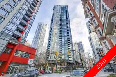 Coal Harbour Condo for sale:  2 bedroom 1,025 sq.ft. (Listed 2018-01-18)