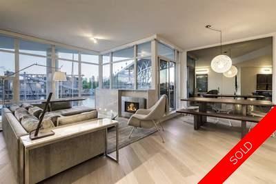 Yaletown Condo for sale:  3 bedroom 1,508 sq.ft. (Listed 2018-01-31)