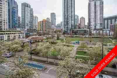 Yaletown Condo for sale:   408 sq.ft. (Listed 2018-04-12)