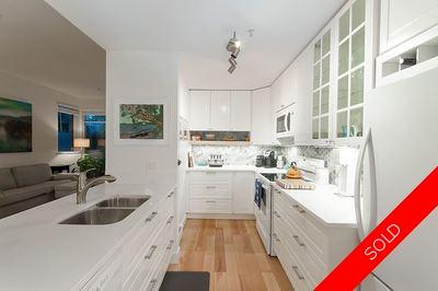Kitsilano Condo for sale:  1 bedroom 668 sq.ft. (Listed 2018-04-25)