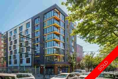 Downtown VE Condo for sale:  2 bedroom 755 sq.ft. (Listed 2018-05-11)