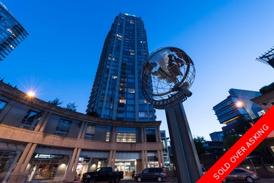 Downtown VW Condo for sale:  1 bedroom 652 sq.ft. (Listed 2017-09-12)
