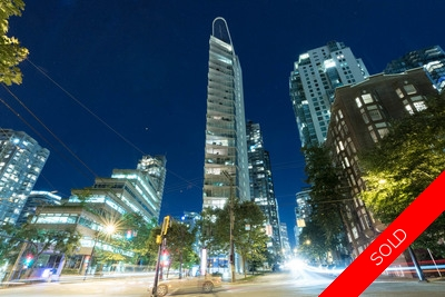 Coal Harbour Condo for sale:  2 bedroom 1,277 sq.ft. (Listed 2017-09-12)